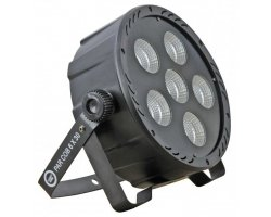 LIGHT4ME PAR COB 6x30W LED RGB