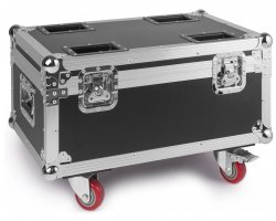 BeamZ Flightcase pro 4ks LED Twister