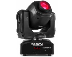 BeamZ LED Otočná hlavice Panther 70, 1x 70W LED, IR, DMX