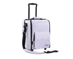 Zomo CD Trolley premium white/grey