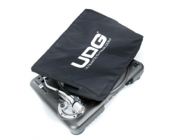 "UDG Ultimate Turntable & 19"" Mixer Dust Cover Black"