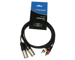 Accu Cable AC-2XM-2RM/5