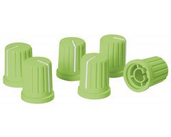 Reloop Knob Cap Set Green