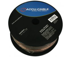 Accu Cable AC-SC2-1,5/100R Speaker cable 2x1,5mm