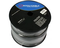 Accu Cable AC-SC2-2,5/100R-B Speaker cable 2x2,5mm