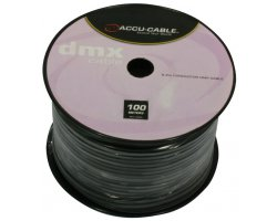 Accu Cable AC-DMX5/100R DMX cable on Roll 5 100m