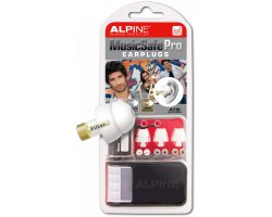 Alpine Music Safe Pro White