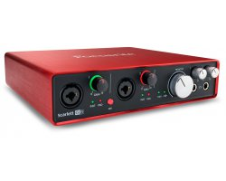 Focusrite Scarlett 6i6 2nd gen