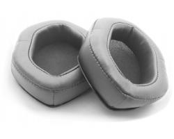 V-Moda XL Memory Cushions - Gray