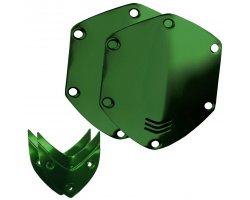 V-Moda Over ear shield kit - Hawk Green