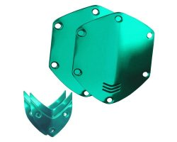 V-Moda Over ear shield kit - Seafoam Green
