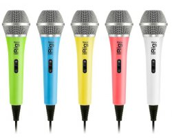IK Multimedia iRig Voice - Blue version