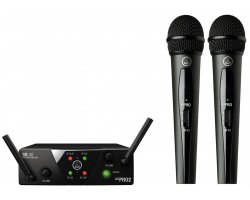 AKG WMS40 MINI2 VOCAL SET DUAL US25A/C