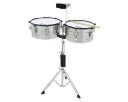 "Dimavery TB-50 Timbales 13"" + 14"""