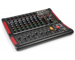 Power Dynamics PDM-M804 8-Channel Music Mixer