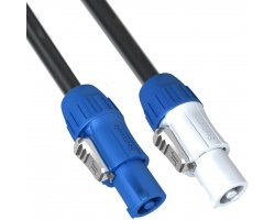 Accu Cable PLC Powercon link 10,0m STR