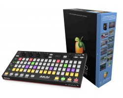 Akai Fire + Image Line FL Studio 20 Signature Bundle