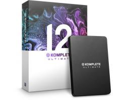 Native Instruments Komplete 12 Ultimate - UPD