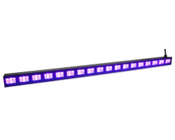 BeamZ LED UV Bar 18x 3W UV LED