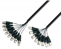 Adam Hall Cables K3L8MF0500