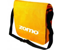 Zomo Recordbag Street-1 Orange/Weiss