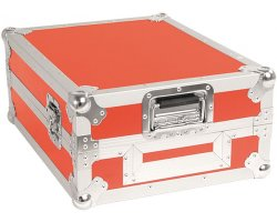 Zomo CDX Flightcase Numark CDX Red