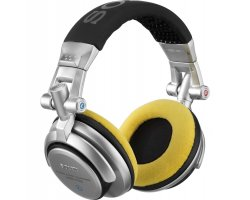 Zomo Earpad Set VELOUR for Sony MDR-V700 DJ and Allen & Heath XD53/ XD2-53 Yellow