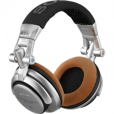 Zomo Earpad Set VELOUR for Sony MDR-V700 DJ and Allen & Heath XD53/ XD2-53 Wood