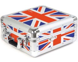 Zomo CD Case CD-50 XT UK-Flag