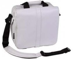 Zomo Digital DJ-Bag - Zomo Brand White