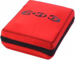 Zomo Protect 400 - Sleeve Pioneer CDJ-400 Red