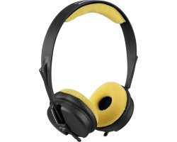 Zomo Earpad set VELOUR for Sennheiser HD-25 SP Yellow