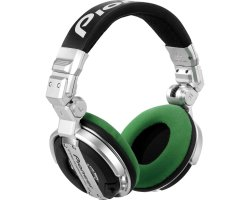 Zomo Earpad Set VELOUR for Pioneer HDJ-1000 Cactus