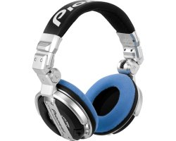 Zomo Earpad Set VELOUR for Pioneer HDJ-1000 Sky