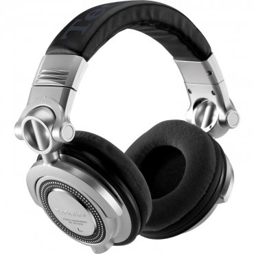 Zomo Earpad Set VELOUR for Technics RP-DH1200 and Pioneer HDJ-1000/-1500/-2000 Black