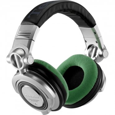 Zomo Earpad Set VELOUR for Technics RP-DH1200 and Pioneer HDJ-1000/-1500/-2000 Cactus