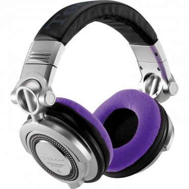Zomo Earpad Set VELOUR for Technics RP-DH1200 and Pioneer HDJ-1000/-1500/-2000 Violet