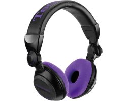 Zomo Earpad Set VELOUR for Technics RP-DJ1200/1210 Violet
