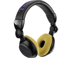 Zomo Earpad Set VELOUR for Technics RP-DJ1200/1210 Yellow