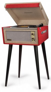Crosley Bermuda Vintage Red