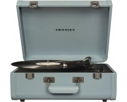 Crosley Portfolio Tourmaline Light Blue