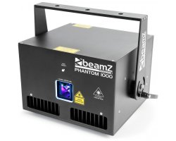 BeamZ Professional Phantom 1000 Pure Diode Laser RGB Analog