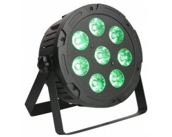 LIGHT4ME TRI PAR 8x9W MKII RGB LED